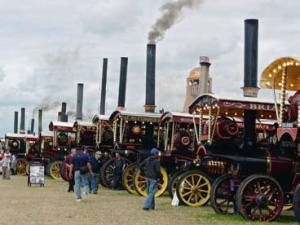 AUG 13 Dorset Steam Fair