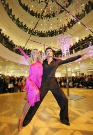 Christmas Ballroom at Peter Jones 7