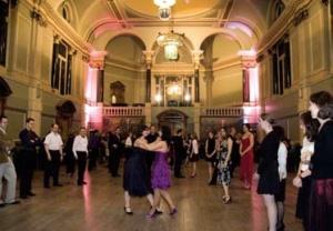 Fulham-Latin gala