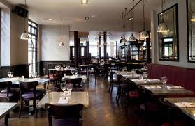 Commander restaurant