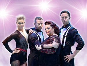 Strictly Confidential cast