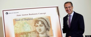 Mark Carney Launches New U.K. Banknote