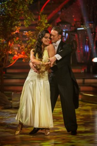 Strictly Come Dancing susanna kevin