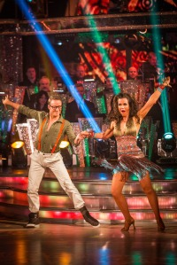 Strictly Come Dancing susanna kevin samba week 4