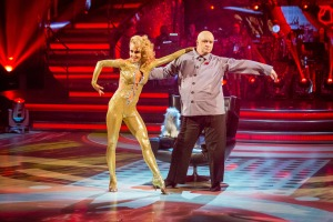 Strictly Come Dancing mark iveta bond