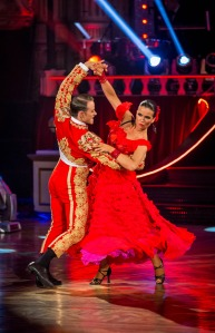 Strictly Come Dancing susanna kevin paso