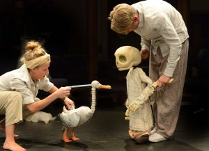 DuckDeathAndTheTulip_OrangeTreeFestivalProgramme1_Ashleigh Cheadle and Tom Kirk_medium