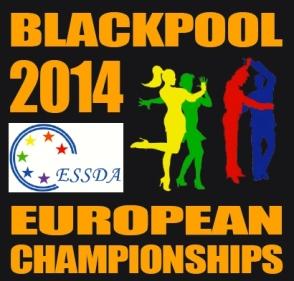 European Championships Blackpool