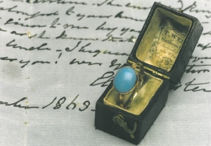 Jane Austen ring, credit the Department for Culture, Media and Sport