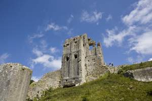 The Keep of Corfe Castle, Dorset
