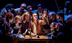 Shakespeare in Love stage version london