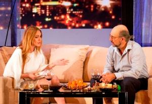 Lindsay Lohan (Karen), Richard Schiff (Bobby Gould) STP-D-190 copy