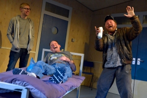 Live Theatre production of  WET HOUSE by Paddy Campbell directed by Max Roberts