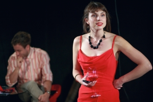 Muswell Hill at the White Bear Theatre. Annabel Bates (Jess). Photo credit Boris Mitkov (3)