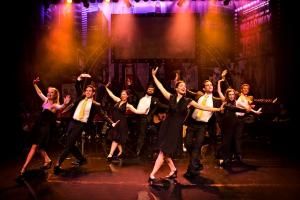 Production Images - You Won't Succeed on Broadway (courtesy Pamela Raith)jpg