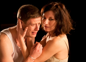 BUG 3 James Norton and Kate Fleetwood Photo Simon Annand