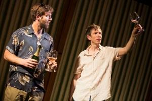 Simon Harrison (Jacks) Daniel Weyman (Miles)