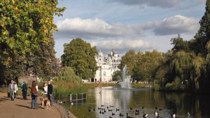 St James Park, photographed by Gavin Kingcome