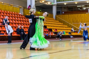 Raphaela Edeler and Lara Theilen from Germany in Adult Female 10 Dance